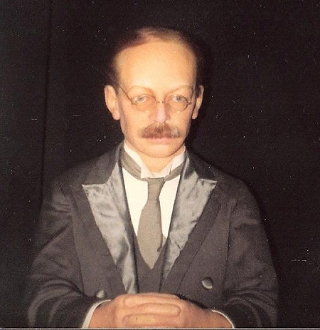 Dr Crippen In Madame Tussauds London