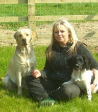 Dog Therapist Nicki Platt